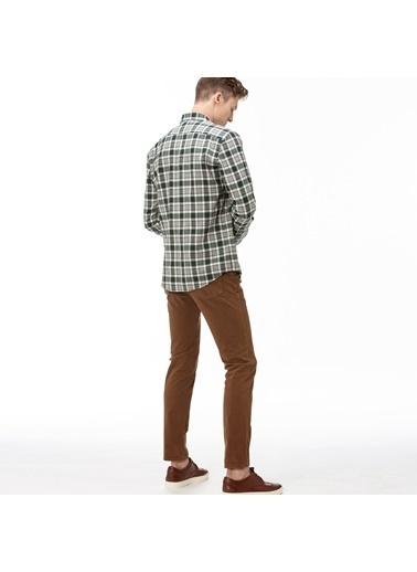 Lacoste Erkek Slim Fit Pantolon HH2005.05K Kahve